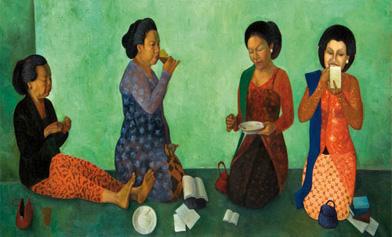 印尼語言與文化體驗